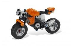 Лего Криэйтор Уличный мятеж (7291)