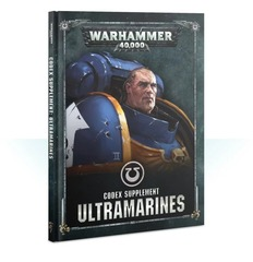 Codex Supplement: Ultramarines (English)