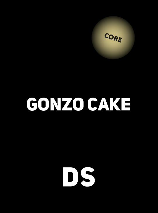 Аксессуар DS CORE GONZO CAKE 250
