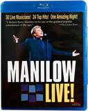 Barry Manilow / Manilow Live! (Blu-ray)