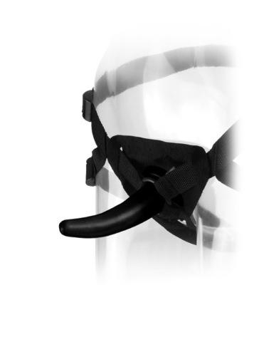 Анальный страпон для новичков Harness Anal Fantasy The Pegger (3,2 х 12 см)