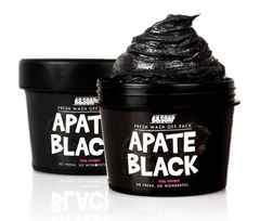 B&SOAP APATE BLACK ОЧИЩАЮЩАЯ МАСКА