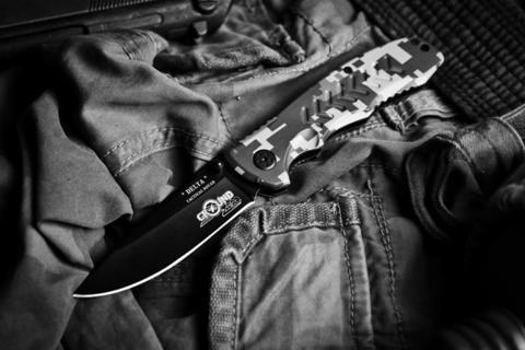 Складной нож Delta (cталь 8Cr13MoV)