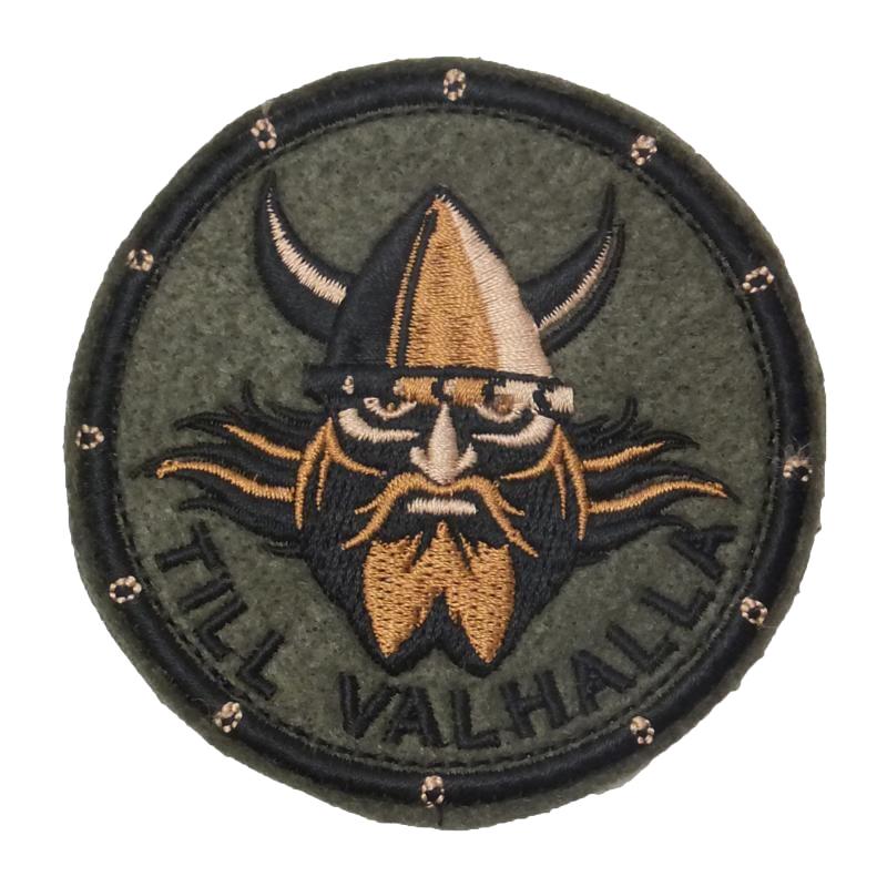 В Вальхаллу викинг