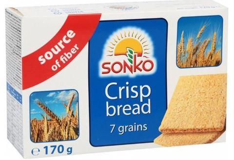 SONKO Хлебцы хрустящие