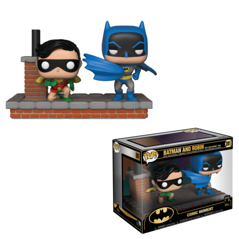 Фигурка Funko POP! Vinyl: Comic Moment: Batman 80th: 1964 New Look Batm