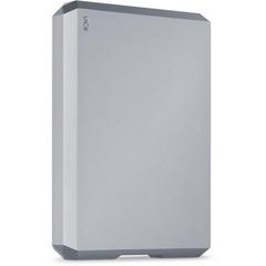 Жесткий диск внешний Lacie 4TB USB-C 3.1 (Серый космос)