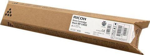 Картридж Ricoh MPC400E черный для Ricoh Aficio MPC300/C300SR/C400/C400SR/401SP/SRSP/ZSP/ZSRSP. Ресурс 8300стр (842038 / 842235)