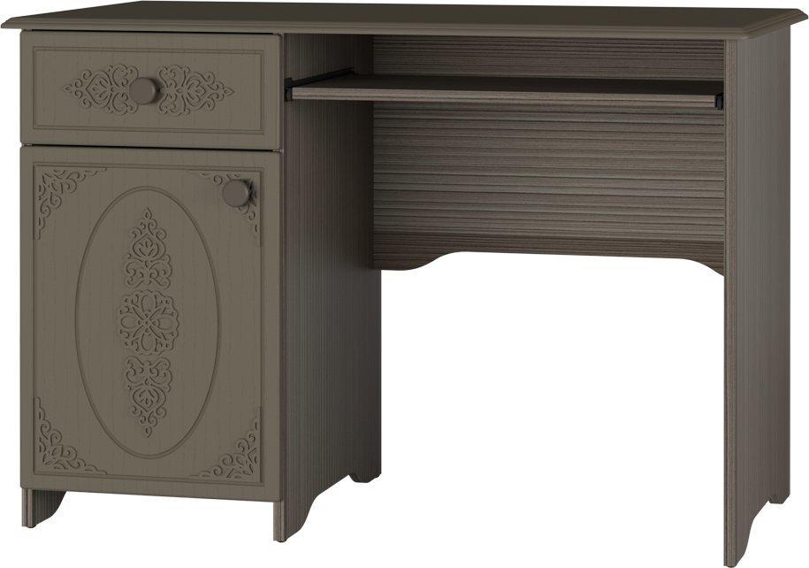 АС-242  Стол письменный правый серии Ассоль Плюс