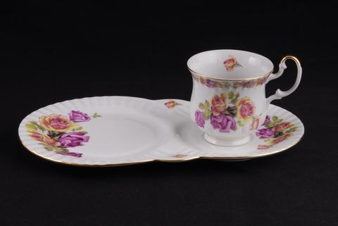 Сервиз чайный для завтрака из 2 предметов Моника Leander