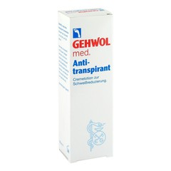 Крем-лосьон антиперспирант Anti-transpirant
