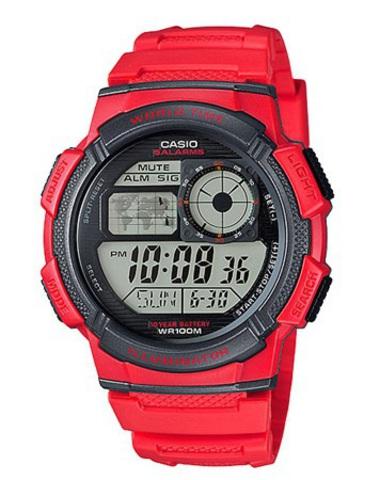 Купить Японские наручные часы Casio AE-1000W-4A по доступной цене