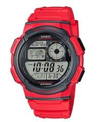 Японские наручные часы Casio AE-1000W-4A