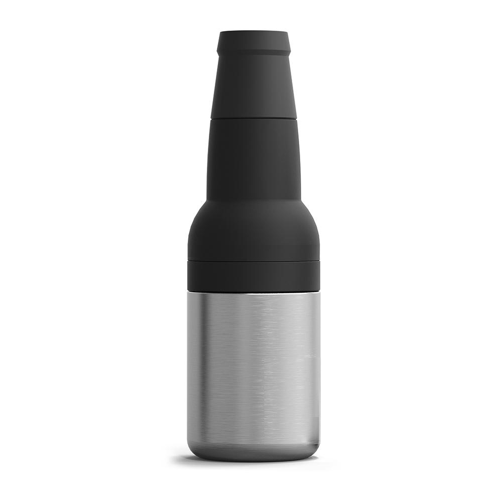 Термоконтейнер для банок и бутылок Asobu Frosty to 2 go chiller стальной