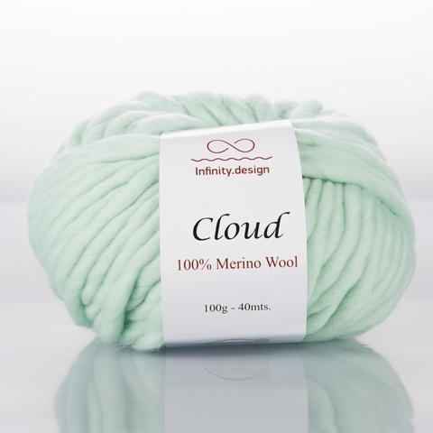 Пряжа Infinity Cloud 8361 мята