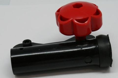 Зажим DDE GB25RD/32RD/420RD/GT25CD/ET800/950/1000RD штанги комплект,фиксация штанги-шарик