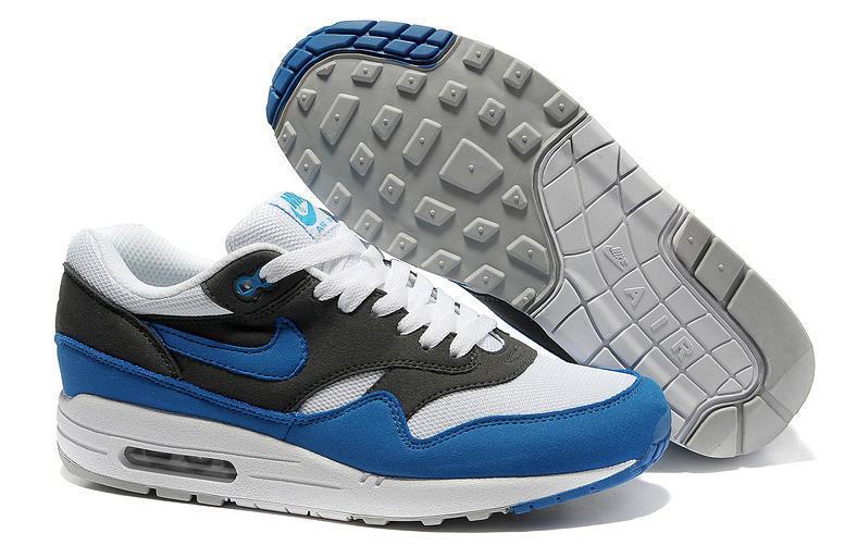 c133c5823a2b Nike Air Max 87 Blue Black White