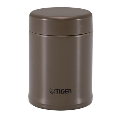 Термокружка для еды и напитков Tiger MCA-025 Cacao Brown
