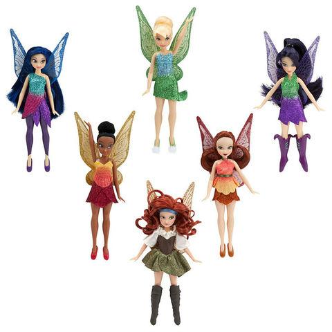Набор мини кукол