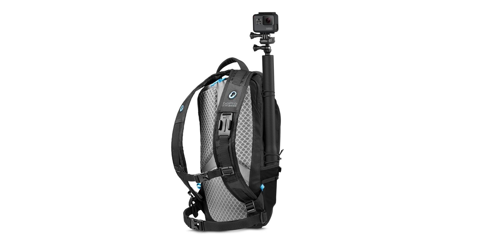 Монопод телескопический GoPro El Grande 97 см (AGXTS-001) в рюкзаке