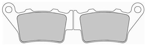 Тормозные колодки Ferodo FDB2005P