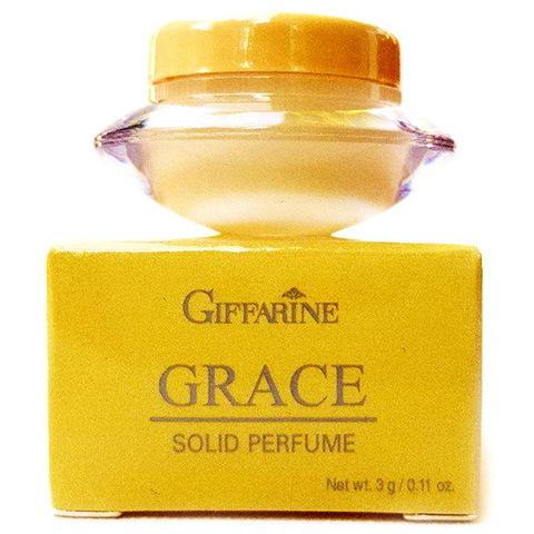Твердые духи с феромонами от бренда Giffarine Grace, 3 гр