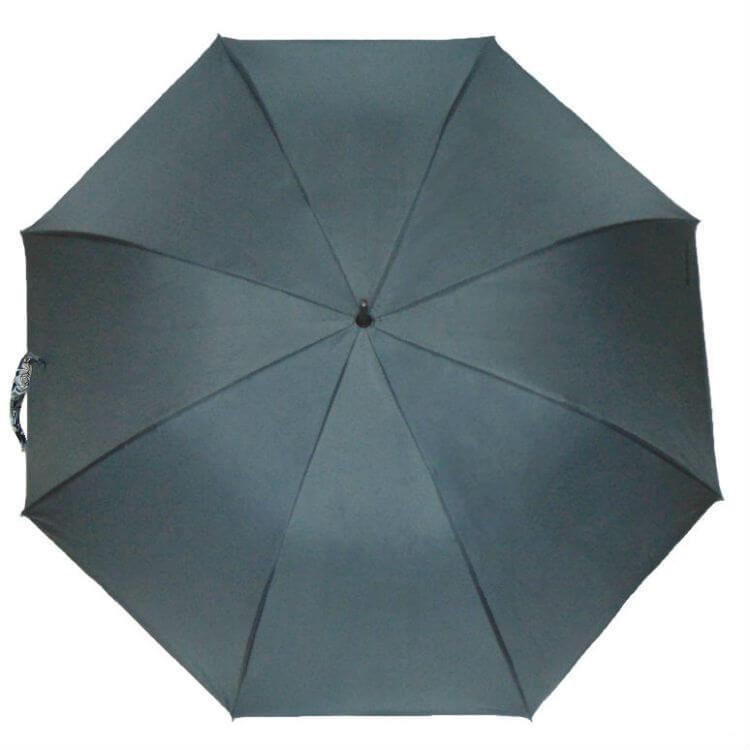 Зонт-трость Baldinini 49-3 Rosa grigia