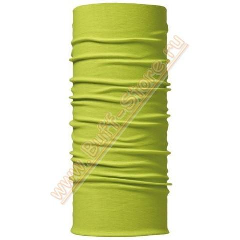 Многофункциональная бандана-труба Buff Lime