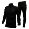 Комплект спортивного термобелья Noname Arctos Underwear Black (680170-680171) унисекс