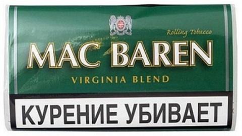 Табак M.B.сигарет. VIRGINIA BLEND (p40gr)