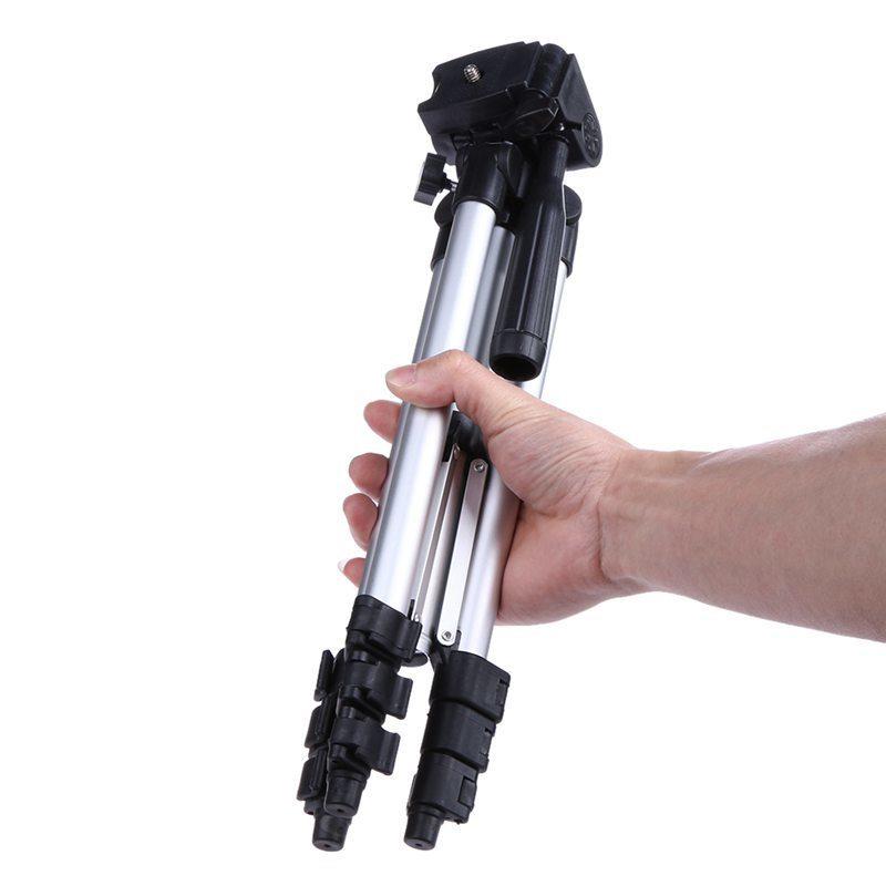 Штатив телескопический трипод (Tripod) для телефона и планшета