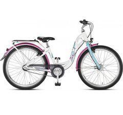 Двухколесный велосипед, 24'', 3 скорости, Skyride 24-3 Alu active light, 6+лет