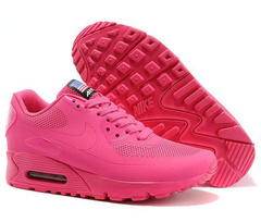 Кроссовки Женские Nike Air Max 90 HyperFuse Independence Day Raspberries