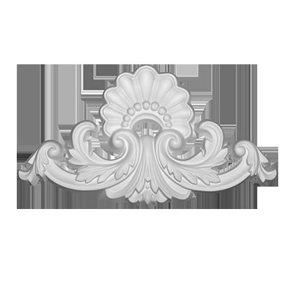 Орнамент Европласт из полиуретана 1.60.029, интернет магазин Волео