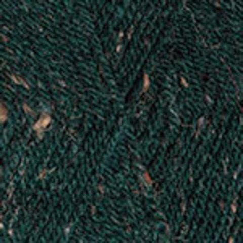 YarnArt Tweed 232 Темно-зеленый - пряжа, фото