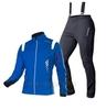 Лыжный костюм Noname Flow in Motion синий