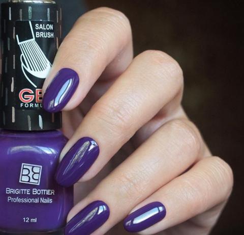 Бриджит Ботье лак гелевый GF тон 02 фиолетовый