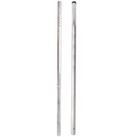 Мачта для антенн 4 метра алюминиевая составная облегченная