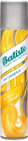 Сухой шампунь BATISTE LIGHT Brilliant Blonde 200мл