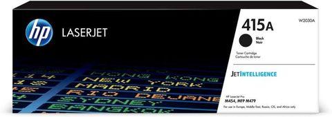 Kартридж чёрный 415A для HP LaserJet M454, MFP M479 (2,4K)