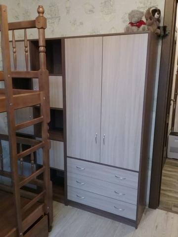 Шкаф-комод платяной