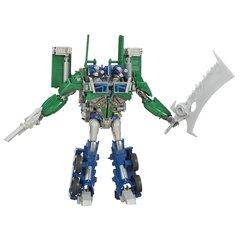 Робот - трансформер Прайм Оруженосец Оптимус Прайм  (Tracker Optimus Prime) - Охотники на чудовищ, Hasbro