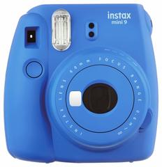 Фотоаппарат Fujifilm Instax Mini 9 Instant Camera - Cobalt Blue