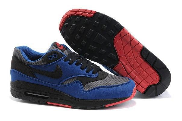 Nike Air Max 87 Dark Blue Black 57eec324b35