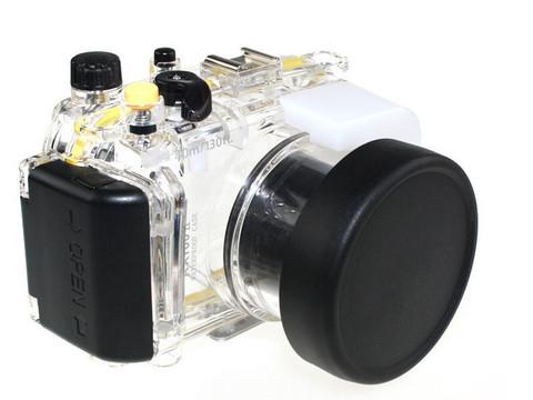 Sony DSC-RX100 II  бокс подводный (аквабокс) Jnt 40m