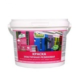 Краска резиновая эластичная темный шоколад 2,4кг Neomid Master Good