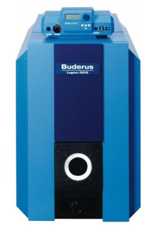 Котел комбинированный Buderus Logano G215 WS - 52 кВт (одноконтурный, без системы управления)