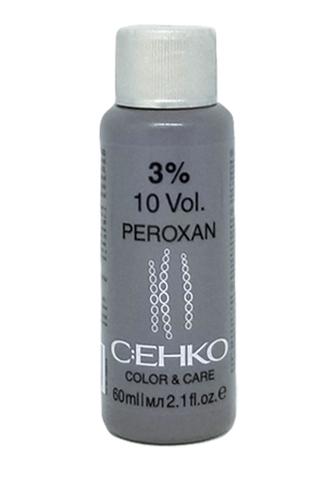 Пероксид Цеко 3% 60мл