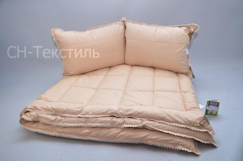 Одеяло  верблюжий пух Noil Camelus теплое.