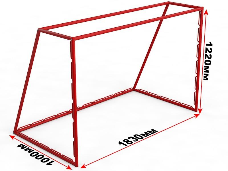 Хоккейные ворота разборные